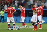 Tổng thống Putin đánh giá cao ý chí của đội tuyển Nga tại  WORLD CUP 2018