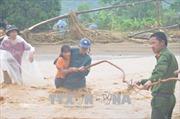 Hội Chữ thập đỏ Việt Nam cứu trợ khẩn cấp người dân bị ảnh hưởng mưa lũ tại tỉnh Yên Bái