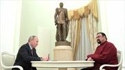 Hé lộ chi tiết nhiệm vụ của đặc phái viên Hollywood trong quan hệ Nga-Mỹ