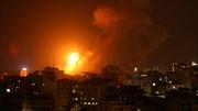Israel ồ ạt tấn công 140 mục tiêu tại Gaza