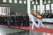 Hình ảnh các bộ ngành, đoàn thể, địa phương tới viếng Chủ tịch nước Trần Đại Quang