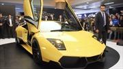 Chiêm ngưỡng chiếc ô tô 'Made in Iran' nhái y siêu xe Lamborghini
