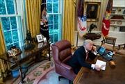 Báo Mỹ cáo buộc Trung Quốc, Nga nghe lén các cuộc gọi riêng tư của Tổng thống Trump