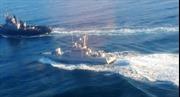 Hải quân Nga-Ukraine đụng độ trên biển Azov, Tổng thống Poroshenko cảnh báo thiết quân luật