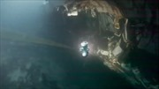 Thước phim ám ảnh chiến hạm Na Uy chìm sâu dưới biển sau cú va chạm tàu chở dầu