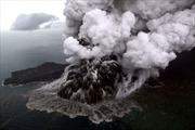 Sức mạnh hủy diệt của sóng thần được hình thành từ núi lửa thế nào?