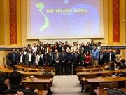 Cộng đồng trí thức người Việt ở nước ngoài nỗ lực đóng góp cho quê hương