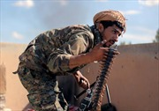 Cận cảnh cuộc chiến khốc liệt giành thành trì cuối cùng từ tay IS tại Syria
