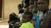 Tại Nam Sudan, bệnh tật cũng gây chết chóc kinh hoàng như chiến tranh