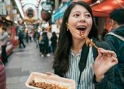 Ngăn xả rác bừa bãi, thành phố Nhật Bản cấm du khách vừa đi vừa ăn