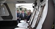 Tổng thống Nga thị sát dàn máy bay thế hệ mới