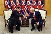 Người Mỹ duy nhất biết nội dung hội đàm giữa Tổng thống Trump và Chủ tịch Triều Tiên tại DMZ