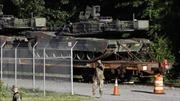 Xe tăng Mỹ chỉ trưng bày, không lăn bánh trong Lễ kỷ niệm Quốc khánh