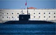 Anh lo ngại năng lực tàng hình của tàu ngầm 'siêu im lặng' Nga
