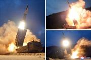 Tên lửa mới thử của Triều Tiên giống thiết kế Mỹ