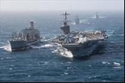 Tướng Iran: Mỹ đang rút tàu chiến khỏi vùng Vịnh