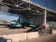 Hình ảnh Nga nâng cấp Căn cứ Không quân ở Syria, đón thêm chiến đấu cơ mới