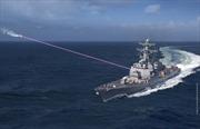 Hải quân Mỹ lần đầu triển khai hệ thống laser chống drone trên chiến hạm