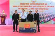 Chủ tịch Ủy ban Trung ương MTTQ Việt Nam dự Ngày hội Đại đoàn kết toàn dân tộc tại Sơn La