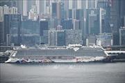 Hong Kong xét nghiệm hơn 1.800 người nghi nhiễm virus Corona trên tàu du lịch World Dream
