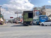 An Giang xuất hiện nhiều điểm ùn tắc giao thông nghiêm trọng