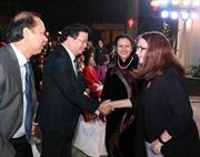Việt Nam đặc biệt coi trọng công tác đối ngoại nhân dân