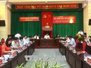 Khai mạc Hội nghị lần thứ 14 Ban Chấp hành Đảng bộ thành phố Hà Nội khóa XVI