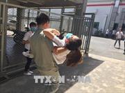 Quảng Ninh: Nhiều công nhân có dấu hiệu ngộ độc khí