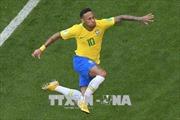 Tứ kết World Cup 2018: Brazil tiếp tục dùng 'chim mồi' Neymar trước Bỉ