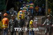 Giải cứu đội bóng thiếu niên Thái Lan: Séc cử lính cứu hỏa tới hỗ trợ