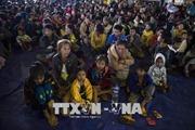 Vỡ đập thủy điện tại Lào: Tình người ở Sanamxay