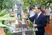 Chủ tịch nước: Hưng Yên cần tiếp tục coi trọng công tác xây dựng Đảng