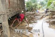Mưa to tại Sơn La, Hòa Bình, Phú Thọ, nguy cơ lũ quét rất cao