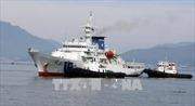Tàu Lực lượng bảo vệ bờ biển Nhật Bản thăm Đà Nẵng lần thứ năm