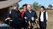 Chính phủ Australia chi tới 576 triệu AUD khắc phục hạn hán nghiêm trọng