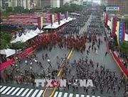 Sau vụ ám sát hụt Tổng thống, Venezuela cam kết loại bỏ âm mưu tấn công