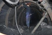Đảm bảo sức khoẻ công nhân mỏ trong thời tiết nắng nóng
