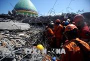 Hàng chục người thương vong sau hàng loạt động đất trên đảo Lombok, Indonesia
