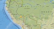 Động đất mạnh 7,1 độ Richter rung chuyển Peru