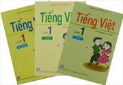 Nhiều phụ huynh hài lòng với tài liệu Tiếng Việt lớp 1 công nghệ giáo dục