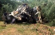 Tai nạn thảm khốc ở Lai Châu: Tìm thấy thêm 1 thi thể nạn nhân nữ dưới gầm ô tô khách