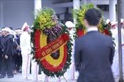 Những hình ảnh xúc động tại lễ Quốc tang Chủ tịch nước Trần Đại Quang