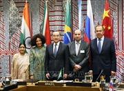BRICS cam kết thúc đẩy toàn cầu hóa hướng tới phát triển cân bằng, bình đẳng và cùng có lợi