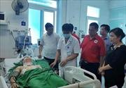 Hội Chữ thập đỏ Việt Nam hỗ trợ nạn nhân vụ tai nạn đặc biệt nghiêm trọng ở Lai Châu