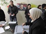 Giành lại hầu hết lãnh thổ, người Syria đi bầu cử sau 7 năm nội chiến