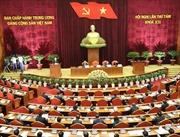 Ngày làm việc đầu tiên của Hội nghị lần thứ tám Ban Chấp hành Trung ương Đảng khóa XII