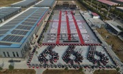 Sự kiện hòa nhạc với 666 chiếc đàn piano tại Trung Quốc lập kỷ lục Guinness mới