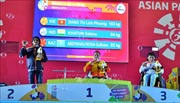 Asian Para Games 2018: Ngày thi đấu thứ 3 - Hãy nối dài men say chiến thắng