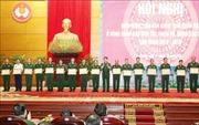 Tuyên dương 90 điển hình 'Dân vận khéo' trong Quân đội giai đoạn 2013 - 2018