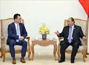 Thủ tướng tiếp Bộ trưởng Môi trường kinh doanh, Thương mại và Doanh nghiệp Romania